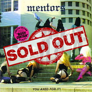 Mentors You Axed For It LP