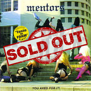 Mentors You Axed For It Yellow Vinyl LP